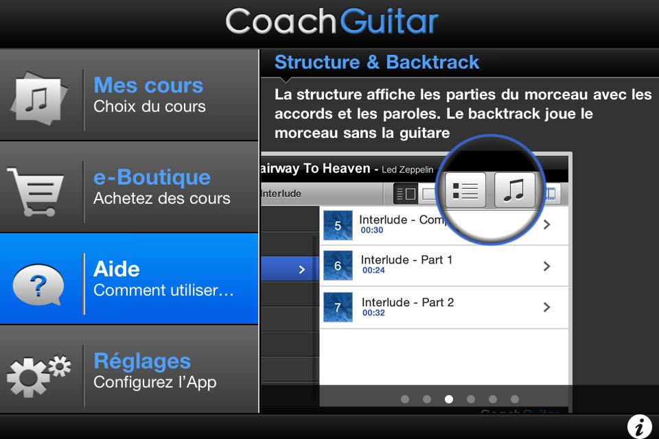 IMG 1190 [Test] CoachGuitar, jouez de la guitare à tous les niveaux (gratuit)