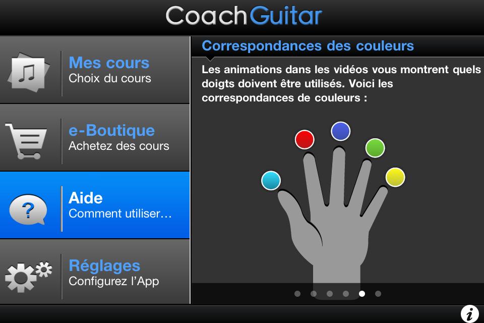 IMG 1192 [Test] CoachGuitar, jouez de la guitare à tous les niveaux (gratuit)