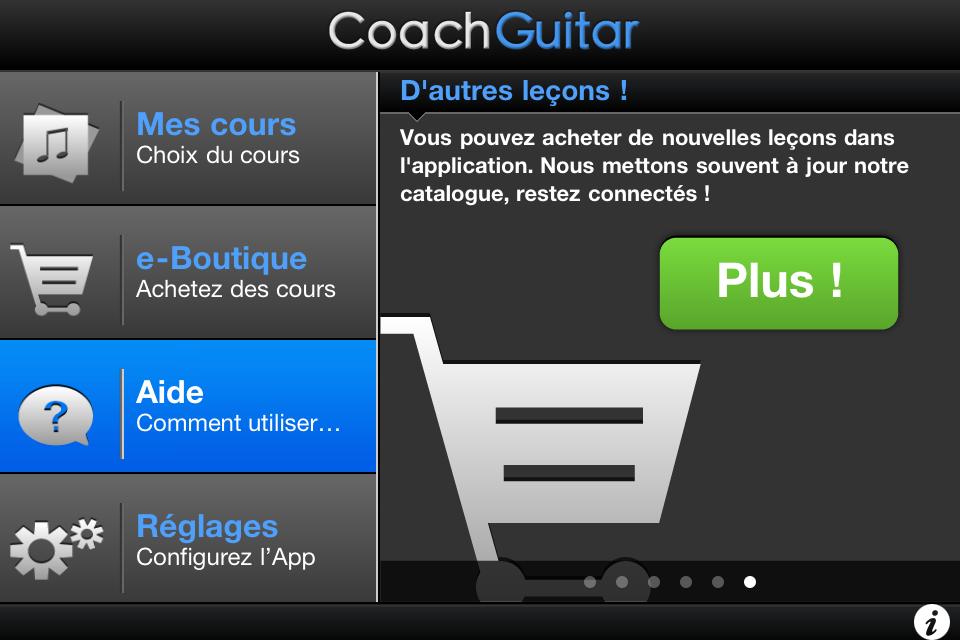 IMG 1193 [Test] CoachGuitar, jouez de la guitare à tous les niveaux (gratuit)