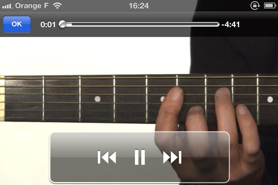 IMG 1198 [Test] CoachGuitar, jouez de la guitare à tous les niveaux (gratuit)