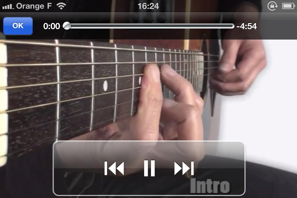 IMG 1199 [Test] CoachGuitar, jouez de la guitare à tous les niveaux (gratuit)