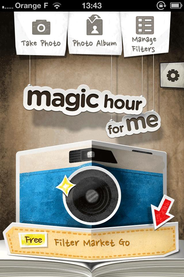 IMG 1216 [Test] Magic Hour, lapplication parfaite pour retoucher vos photos (0,79€)
