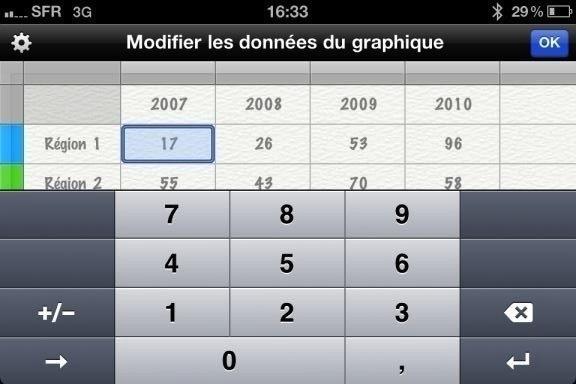 Image keynote 10 Test de iWork 1/3   Keynote, créer des diaporamas de qualité sur iPhone (7,99€)
