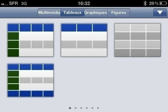 Image keynote 8 Test de iWork 1/3   Keynote, créer des diaporamas de qualité sur iPhone (7,99€)