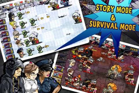 Killingzone defense Les bons plans de lApp Store ce jeudi 23 juin 2011