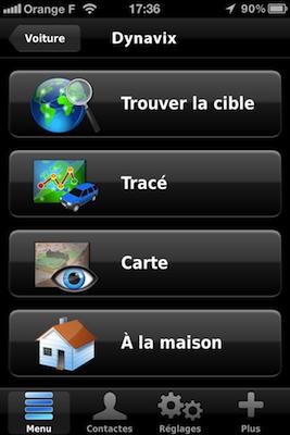 Menu Dynavix 5 codes Dynavix France Navigation : un GPS (39,99 €) pour ne plus vous perdre !