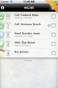 Mlist Les bons plans de lApp Store ce lundi 27 juin 2011 (Bonnes Apps)