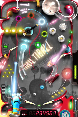 Multiball-Pinball