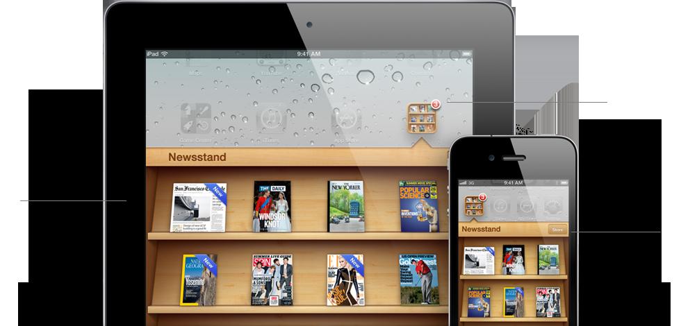 NEwsStand Récapitulatif de la Keynote : Tout savoir sur iOS5