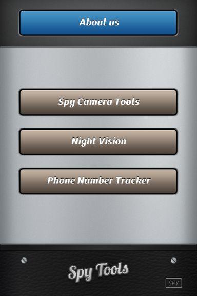 Outils espion 6 5 codes à gagner de Outils Espions   Filmez et prenez des photos en toute discrétion (0,79€)