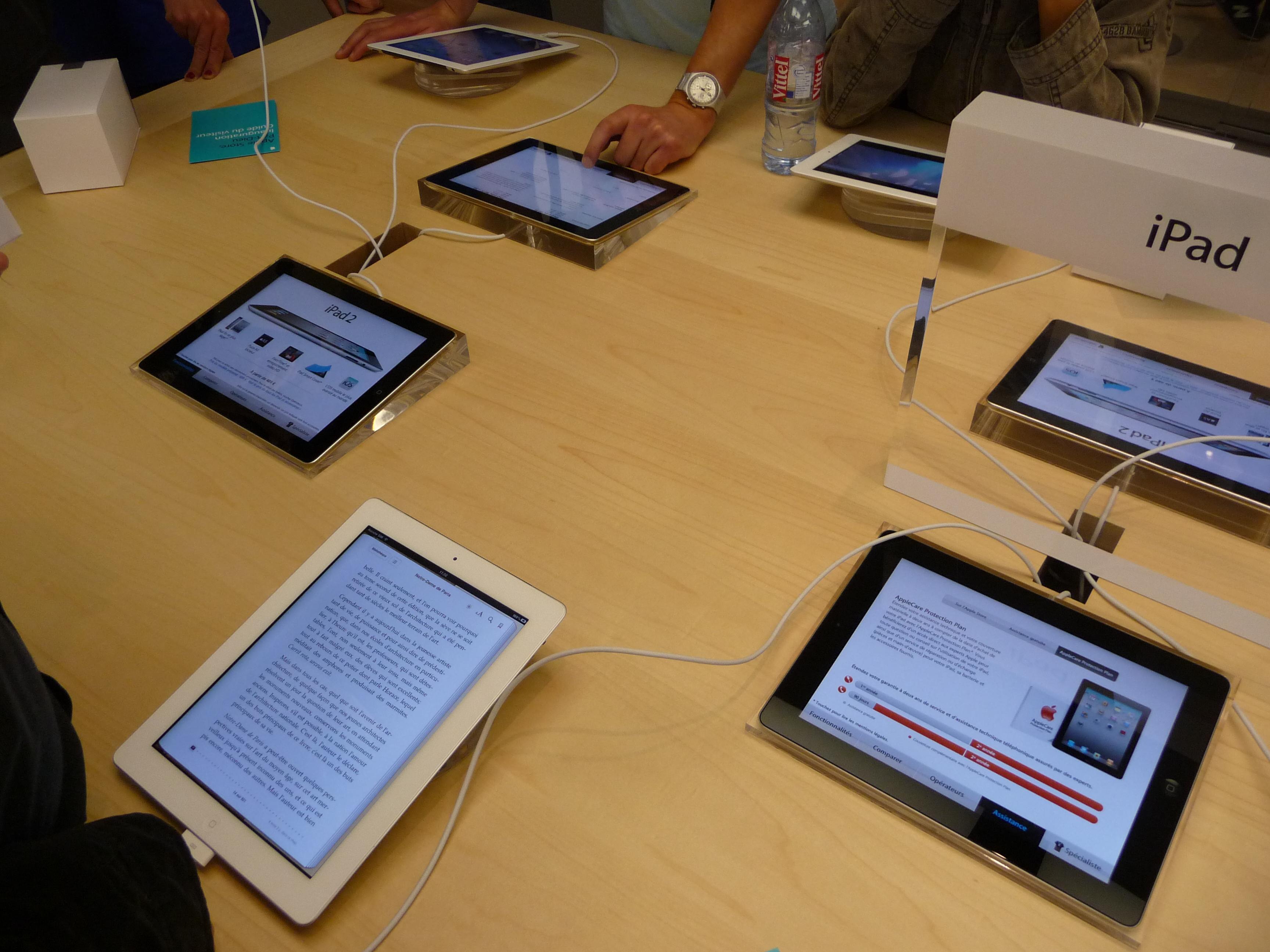 P1040976 Ouverture Apple Store Lyon Part Dieu : vivez lévénement comme si vous y étiez !