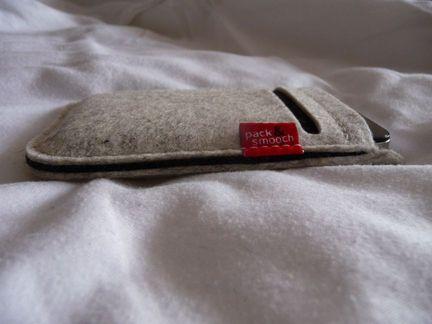 P1050074 [Concours] Gagnez deux housses Pack&Smooch pour votre iPhone ou votre iPod Touch (19€ et 39€)