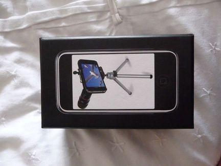 P1050101 [Test] Transformez vous en paparazzi avec le téléobjectif pour iPhone! (~25€)