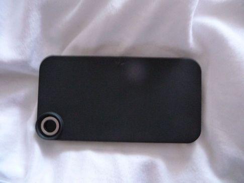 P1050131 [Test] Offrez trois objectifs à votre iPhone: Fisheye, Macro et Grand Angle (~30€)