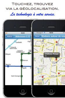 Paris metro [EDIT] Les bons plans de lApp Store ce mercredi 29 juin 2011