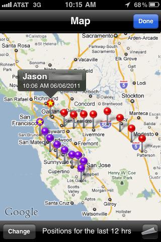 Phone tracker Les bons plans de lApp Store ce jeudi 23 juin 2011
