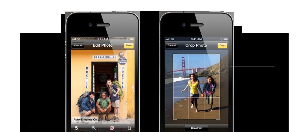Photos features Récapitulatif de la Keynote : Tout savoir sur iOS5