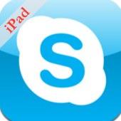 Skype icon Skype sur iPad se dévoile dans une vidéo officieuse