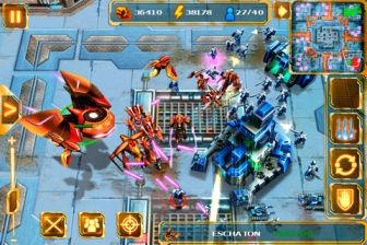StarFront collision Les bons plans de lApp Store ce jeudi 30 juin 2011 (Promos Gameloft)