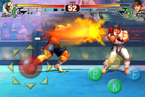 Street Fighter 4 Les bons plans de lApp Store ce mardi 21 juin 2011