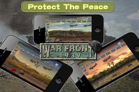 War front Les bons plans de lApp Store ce jeudi 23 juin 2011