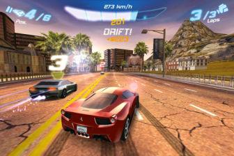 asphalt 6 Les bons plans de lApp Store ce jeudi 30 juin 2011 (Promos Gameloft)