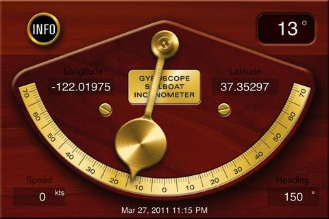 gyroshimeter Les bons plans de lApp Store ce vendredi 10 juin 2011