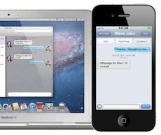 iMessage MacOS X1 iMessage : disponible pour tous les Mac?