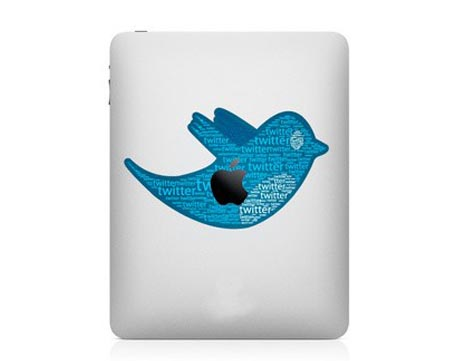 iPad twitter Le pape rédige son premier Tweet... avec un iPad !