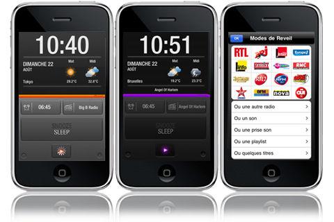 iReveil Pro 2 Les bons plans de lApp Store ce dimanche 19 juin 2011