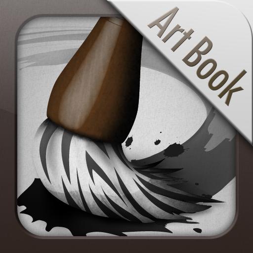 icon512 Zen Brush Art Book   une application pour soutenir le Japon (0,79€)