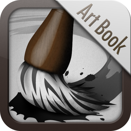 icon512 Zen Brush Art Book   une application pour soutenir le Japon (0,79€)
