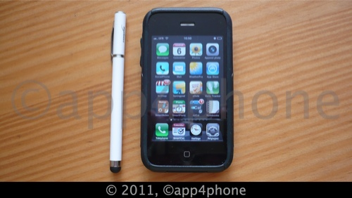 Styra le crayon/stylet pour iPhone et iPad (16 €)