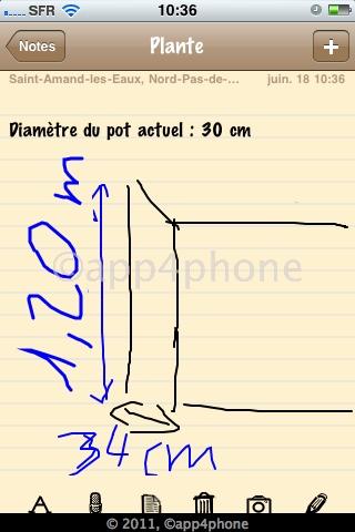 Test de Mental Note   une application de prise de notes diablement efficace (2,39€)