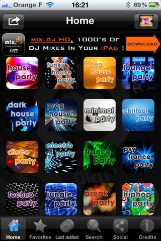 mix.dj Pro Les bons plans de lApp Store ce vendredi 24 juin 2011 (Bonnes Apps)