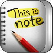 mzl.rurlkjoh.175x175 75 5 codes de This is Note, votre gestionnaire de listes, mémos et autres notes (2,39€)