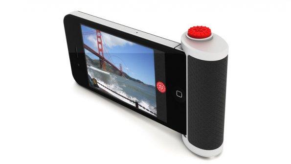 redpop1 595 Présentation du Red Pop: simplifiez la prise de photo avec votre iPhone (50€)