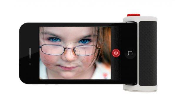 redpop5 595 Présentation du Red Pop: simplifiez la prise de photo avec votre iPhone (50€)