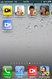 1TapFacetime [MÀJ] Les bons plans de lApp Store ce lundi 25 juillet 2011