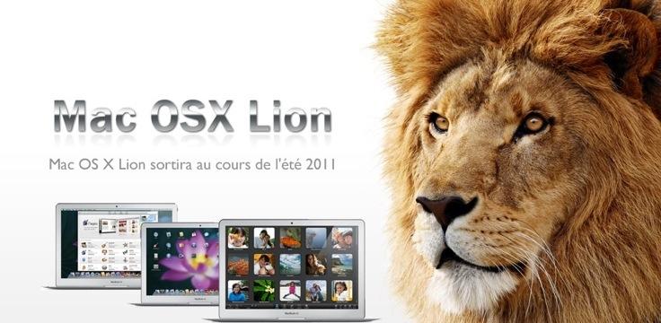20110720 120735 Apple confirme officiellement larrivée de Mac OSX lion pour le mercredi 20 juillet