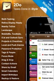 2Do Les bons plans de lApp Store ce mardi 23 août 2011