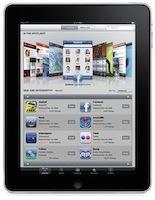AppStore iPad1 Des prêts diPad pour les employés dApple
