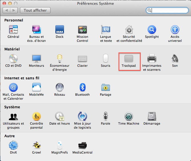 Astuce Lion Scroll 1 Astuce : Défiler dans le bon sens sur Mac OSX Lion