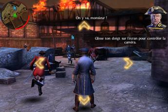 Backstab 0006 [Test] [+] Backstab   incarnez Henry Blake, le nouveau héros de Gameloft (5,49€)