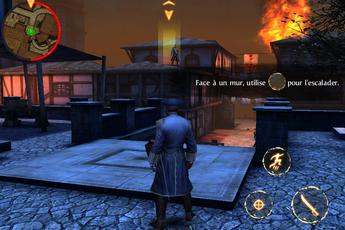 Backstab 0013 [Test] [+] Backstab   incarnez Henry Blake, le nouveau héros de Gameloft (5,49€)