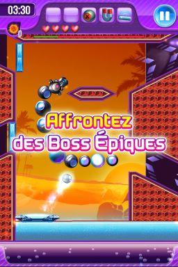 Block breaker Block Breaker 3 Unlimited de Gameloft débarque sur lApp Store (0,79€)