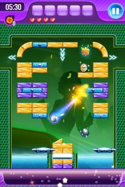 Blockbreaker 2 Block Breaker 3 Unlimited de Gameloft débarque sur lApp Store (0,79€)