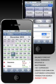 Budget planner [EDIT] Les bons plans de lApp Store ce dimanche 3 juillet 2011
