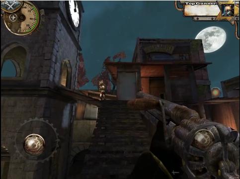 Capture 1 WarmGun   Vers une sortie prochaine de ce magnifique FPS sous Unreal (Trailer Video)