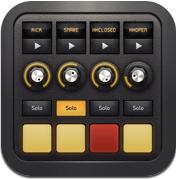 Capture d'écran 2011 07 07 à 02.06.45 Fingerlab dévoile DM1 the Drum machine pour liPad (Promo de lancement à 1,59€)